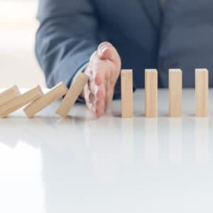 Dominoeffekt stoppen durch Insolvenzverwalter in Göttingen, Mühlhausen, Kassel - Staufenbiel Rechtsanwälte