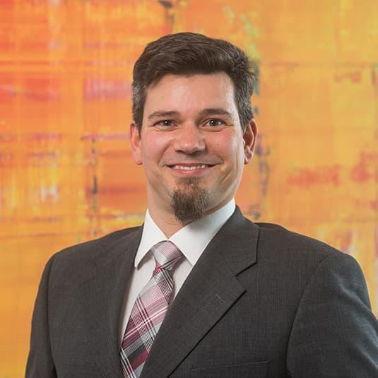 Rechtsanwalt Arne Muschiol vom Insolvenzverwalter in Mühlhausen - Staufenbiel Rechtsanwälte